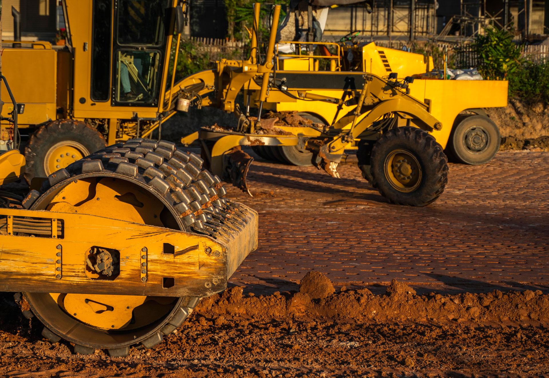 Heavy Equipment Repair and Maintenance