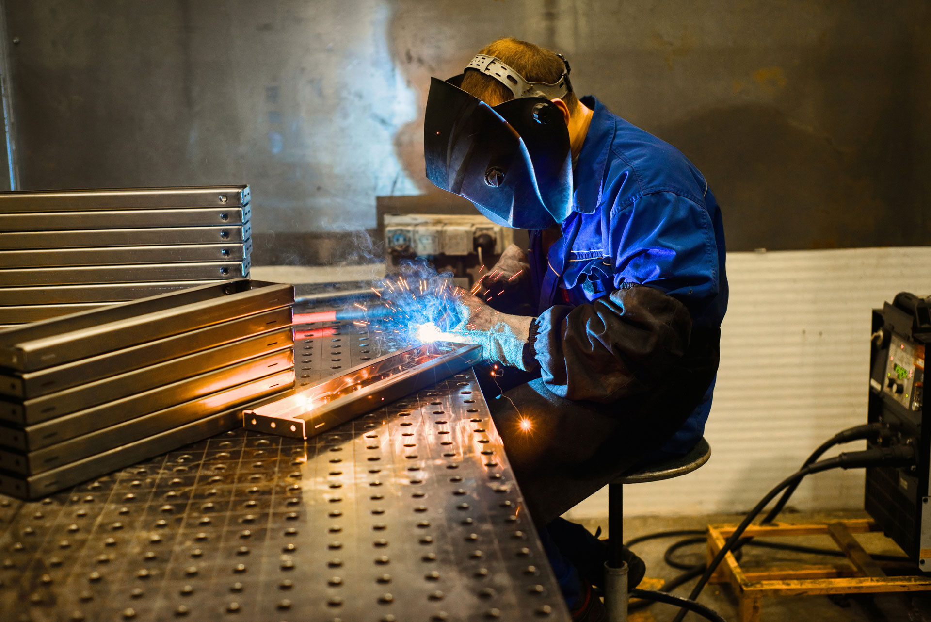 Fabrication And Welding Works